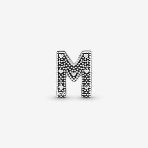 NWOT Letter M Charm